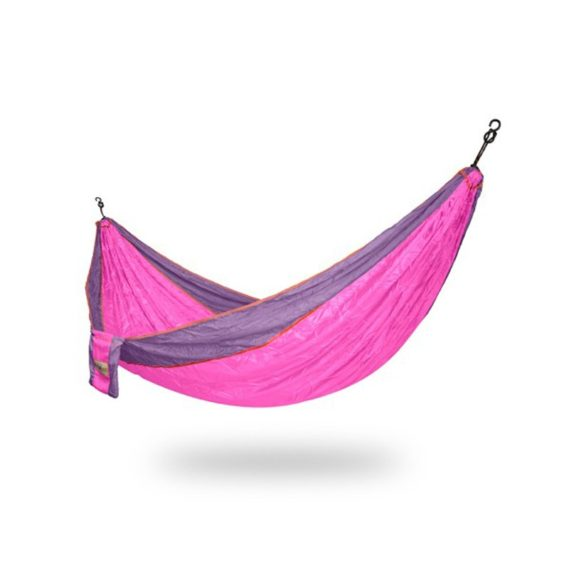 hamac-une place-hammock-simple-rose