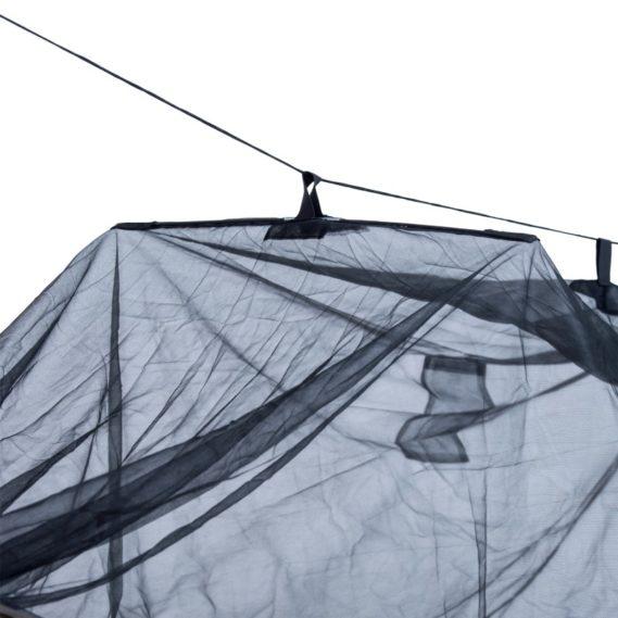 hamac moustiquaire moskito suspendu noir