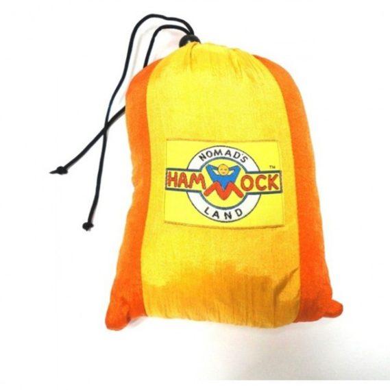 hamac parachute premium jaune