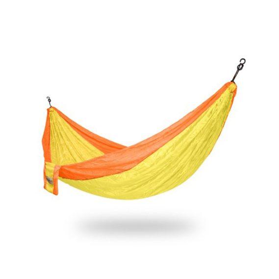 hamac-une place-hammock-simple-jaune