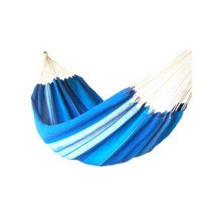 hamac coutil bleu