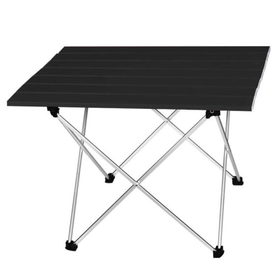 table camping pliable noir